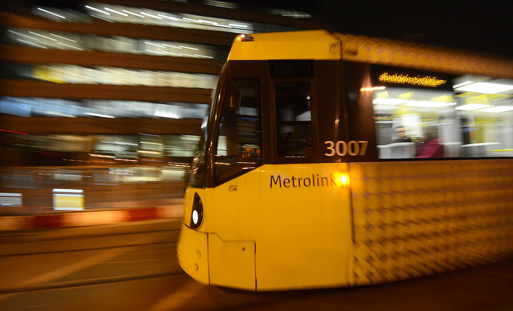 A Brief History of the Manchester Metrolink