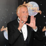 Bruce Forsyth at a Strictly Come Dancing event