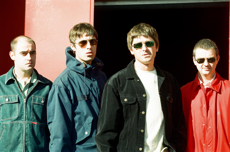 Oasis – One of Manchester's Greatest Bands