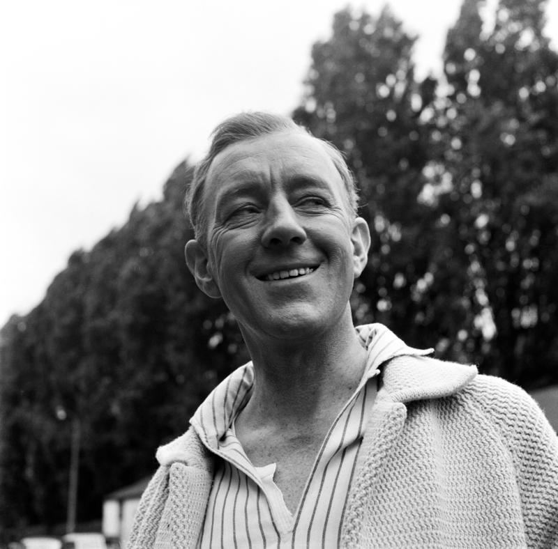 Alec Guinness. 20th May 1959