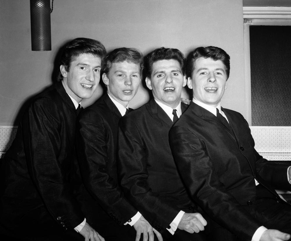 Pop group The Searchers