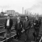 Irlam Steel works