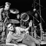 The smiths performing live