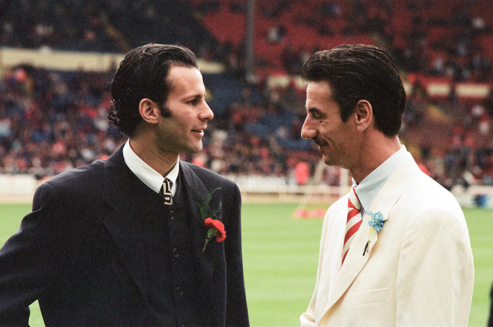Ryan Giggs and Ian Rush