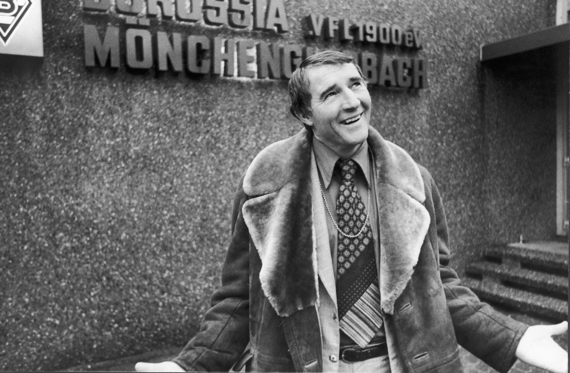 Manchester City Manager Malcolm Allison seen here in 3rd March 1979