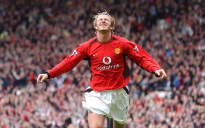 This Week – Beckham Scores First and Queen Visits Manchester
