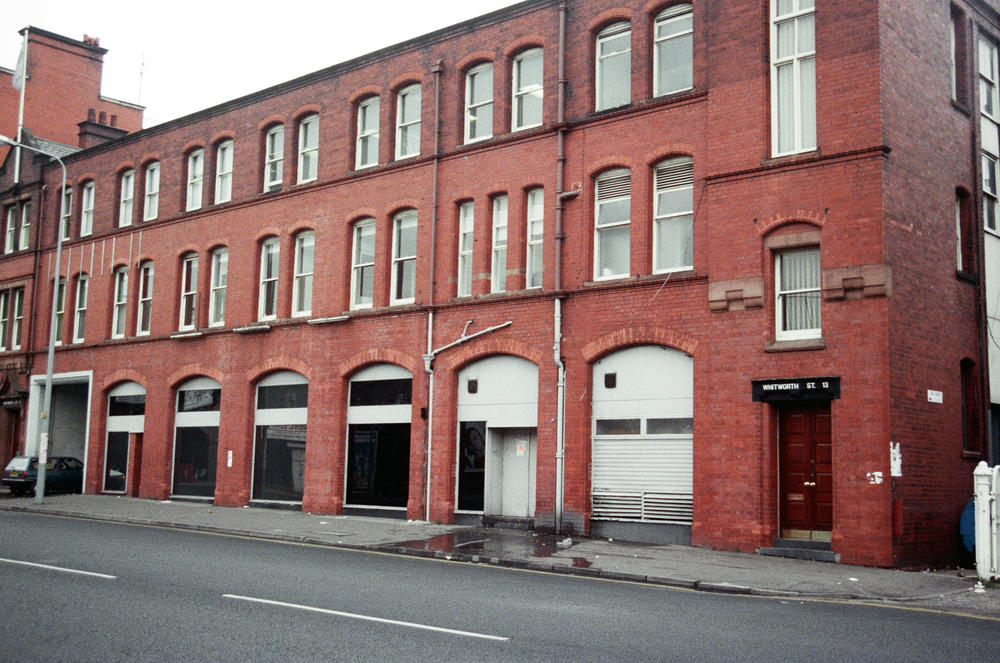 Manchester Nightclub, The Haçienda