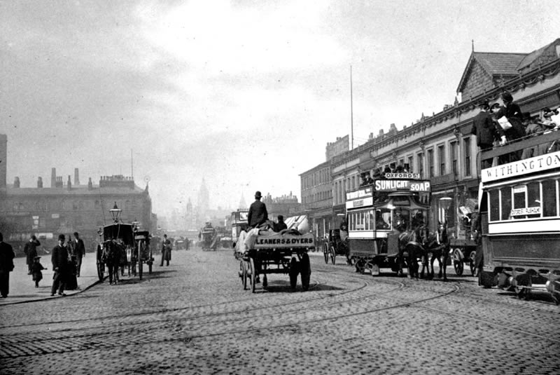 Oxford Road 1900