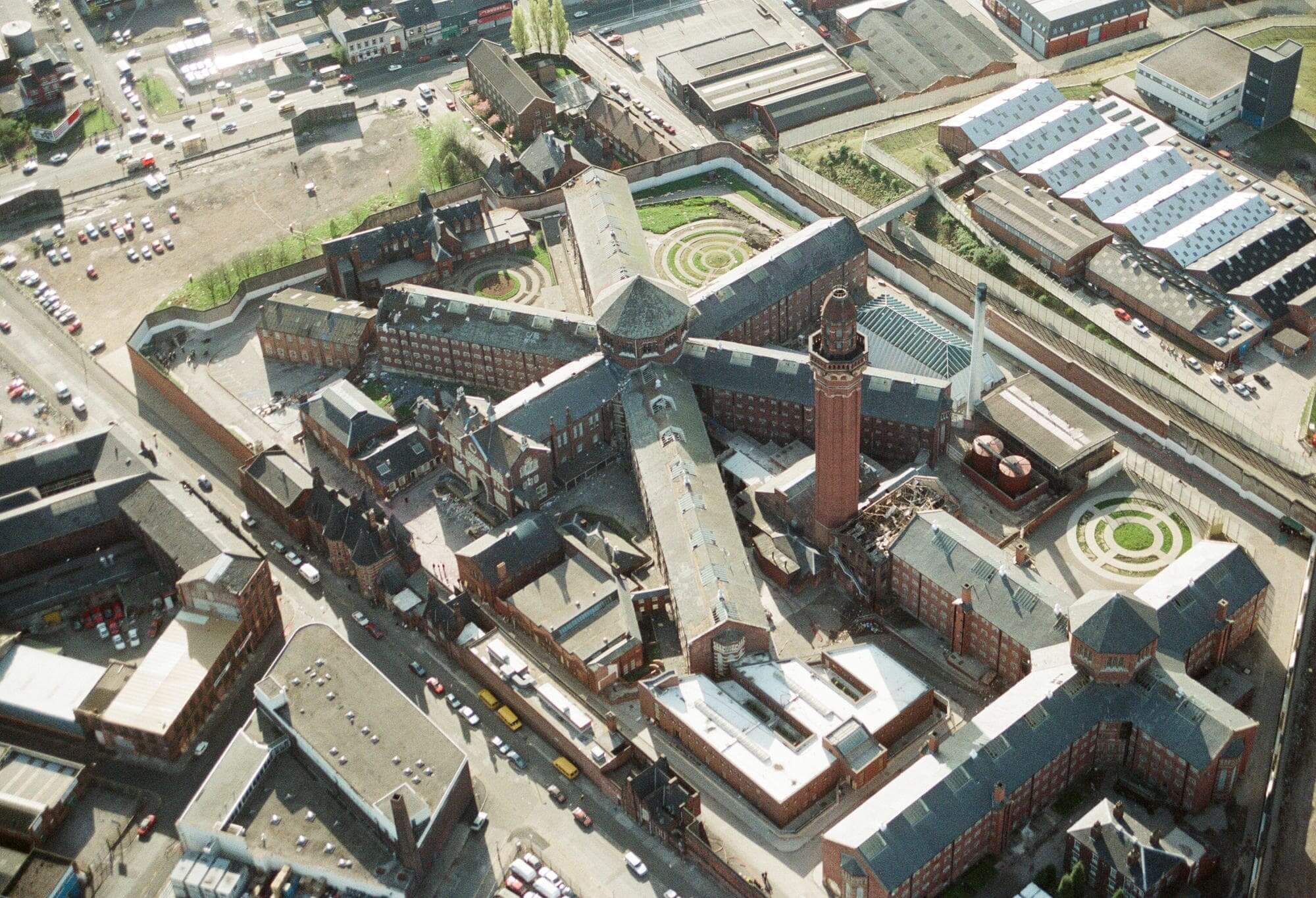 Hangings and the Longest Riot in Prison History – 40 Years at Strangeways
