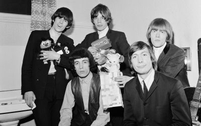 The Beatles and the Rolling Stones Took Manchester by Storm