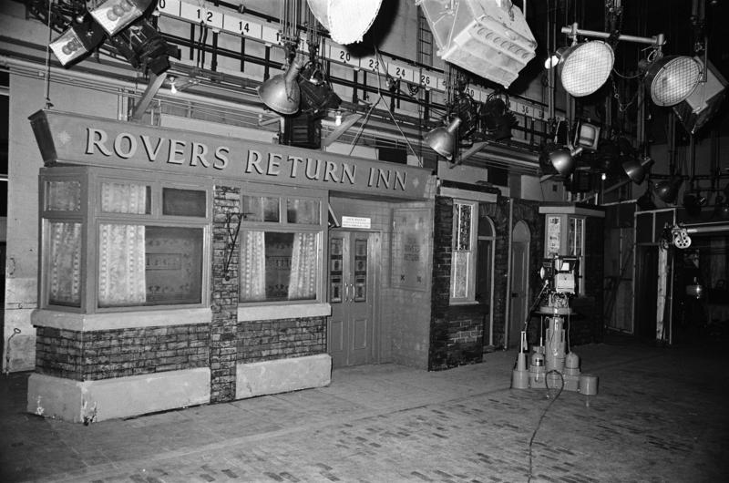 Behind the Scenes on Coronation Street – 50 Years Ago
