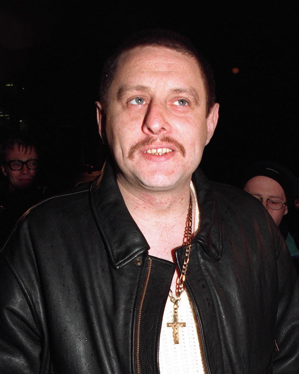 Happy Mondays' founder Shaun Ryder, January 1996