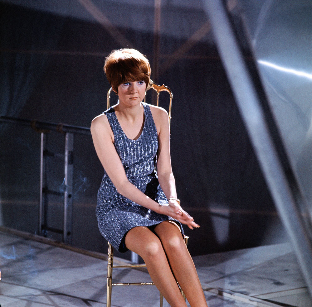 Cilla Black in Granada's TV special The Music of Lennon and McCartney, November 1965