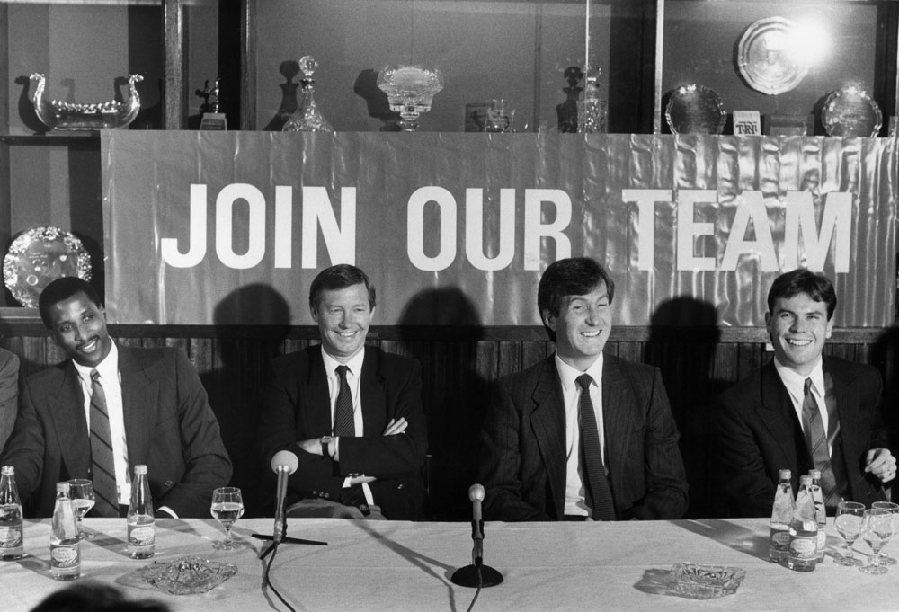 This Week – United Unveil McClair and Anderson, plus…