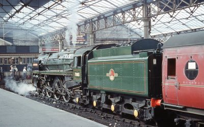 Liverpool: The End of Steam