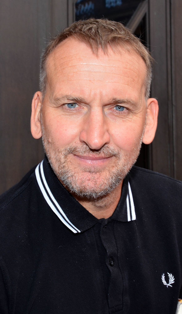 Salford actor Christopher Eccleston played the ninth incarnation of the Doctor in 2005