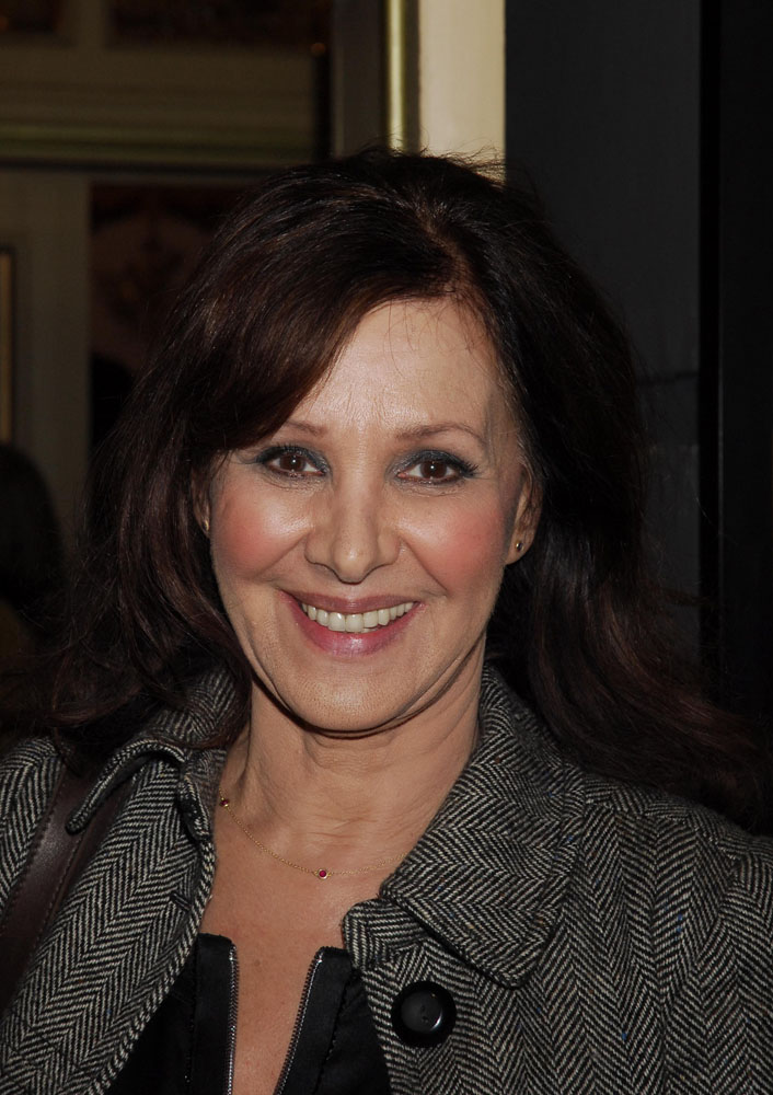 Prestwich-born choreographer and dance judge Arlene Phillips, October 2007