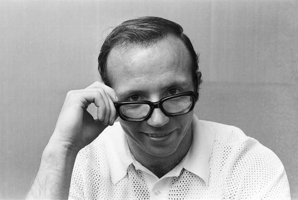 Nobby Stiles is named Britain's Best Bespectacled Man of the Year…