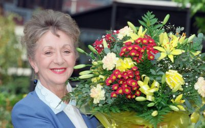 This Week – Thelma Barlow launches Alzheimer's Society event…