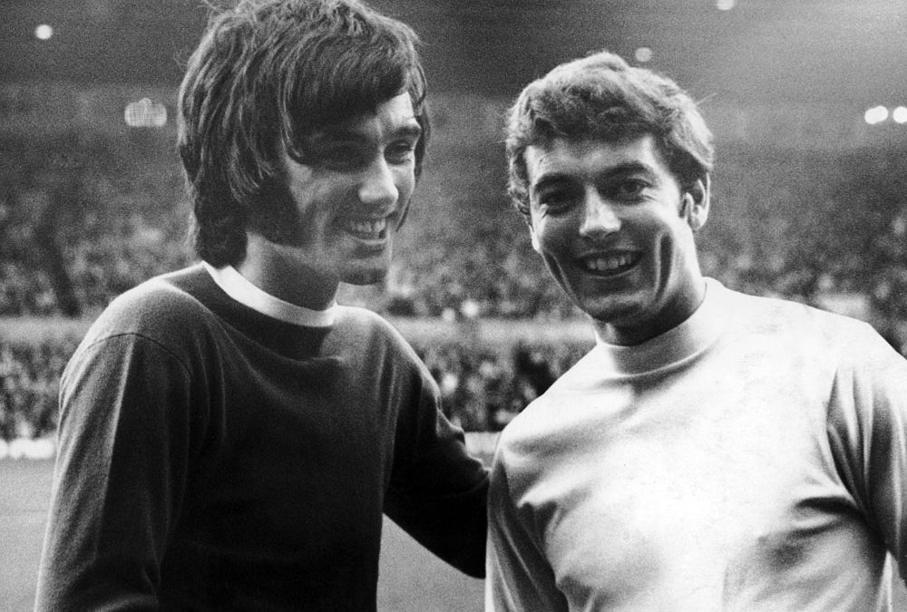 This Week – George Best reunited with Belfast pal…