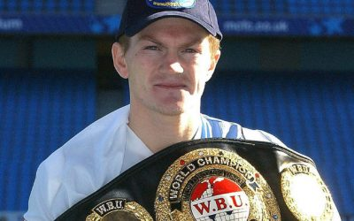 This Week – Ricky Hatton before title fight against Aldo Rios…