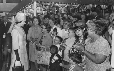 When The Queen Visited Liverpool