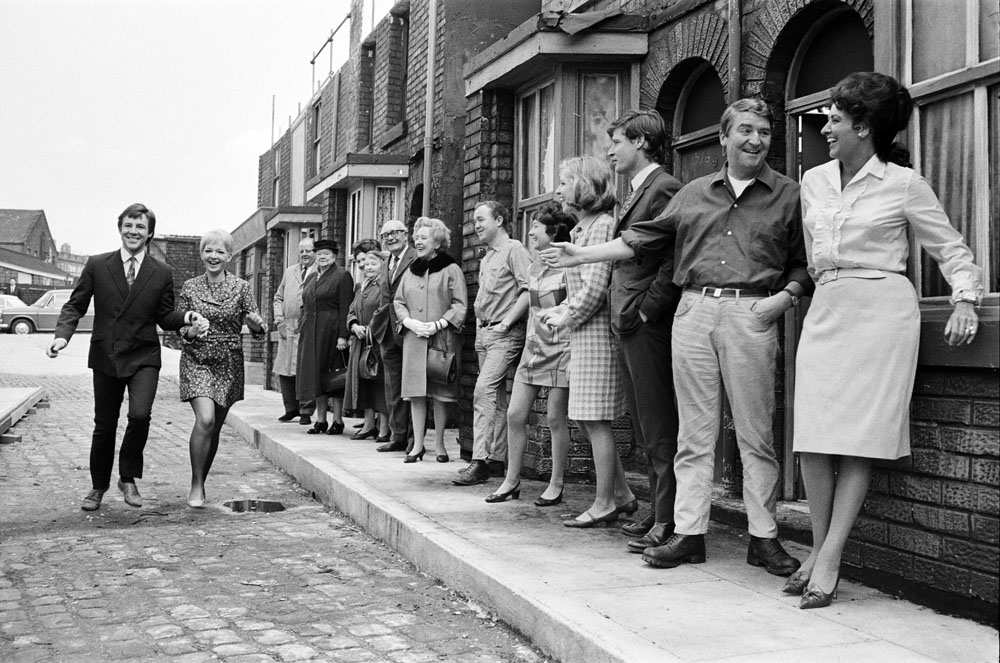 Corrie's New Faces 1968