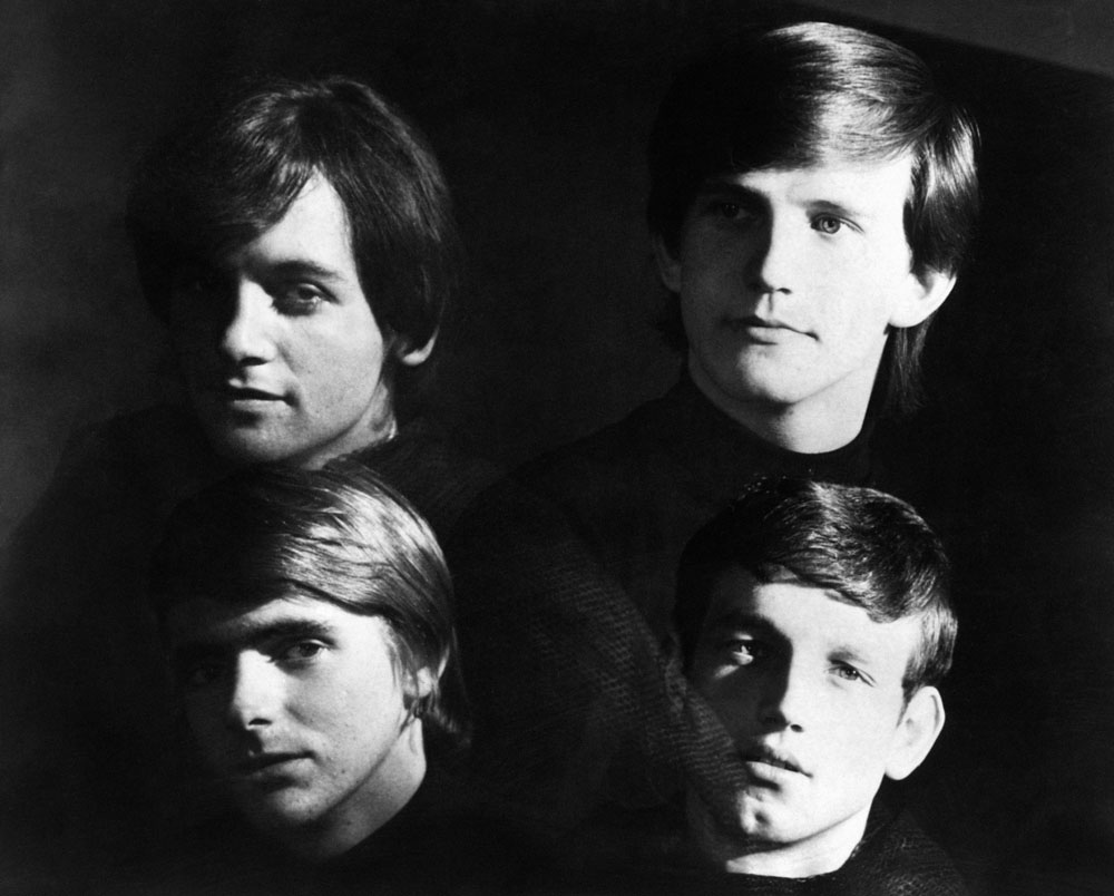 Wayne Fontana and Manchester group The Mindbenders, January 1964
