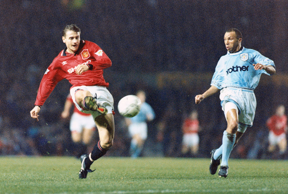 Manchester Derbies of the 80s and 90s