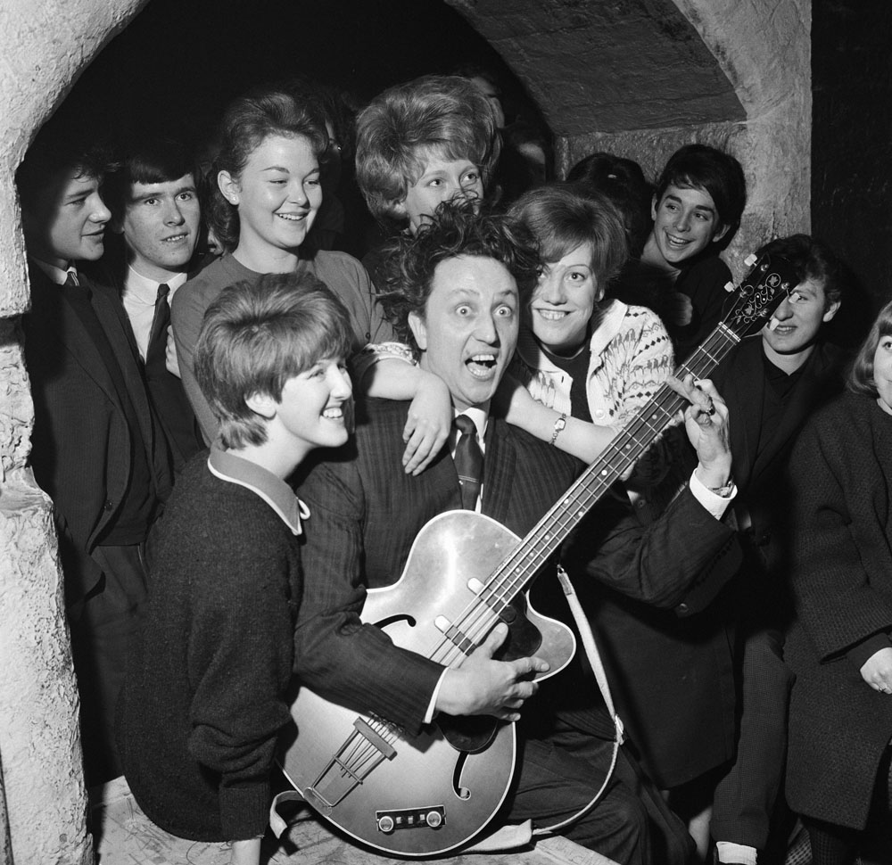 Ken Dodd at The Cavern Club