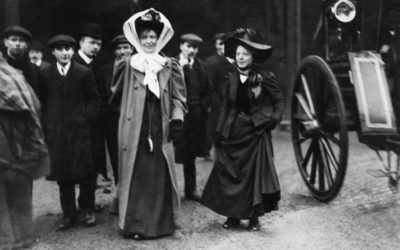 Bits & Pieces – Suffragettes meet in Manchester…