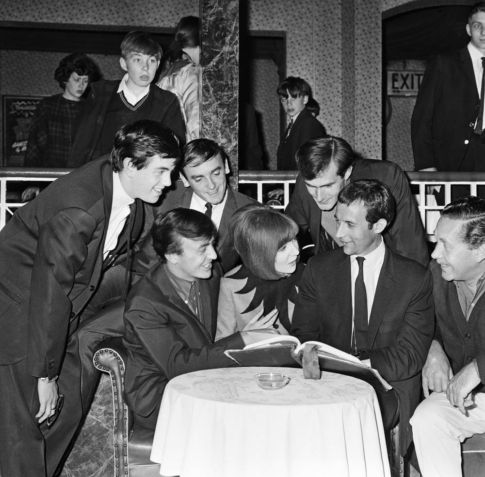 Script check for Cilla Black and Gerry and the Pacemakers, July 1964