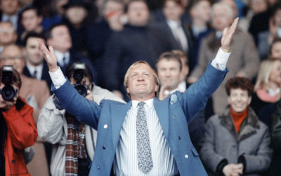 This Week – Francis Lee salutes the Maine Road faithful…