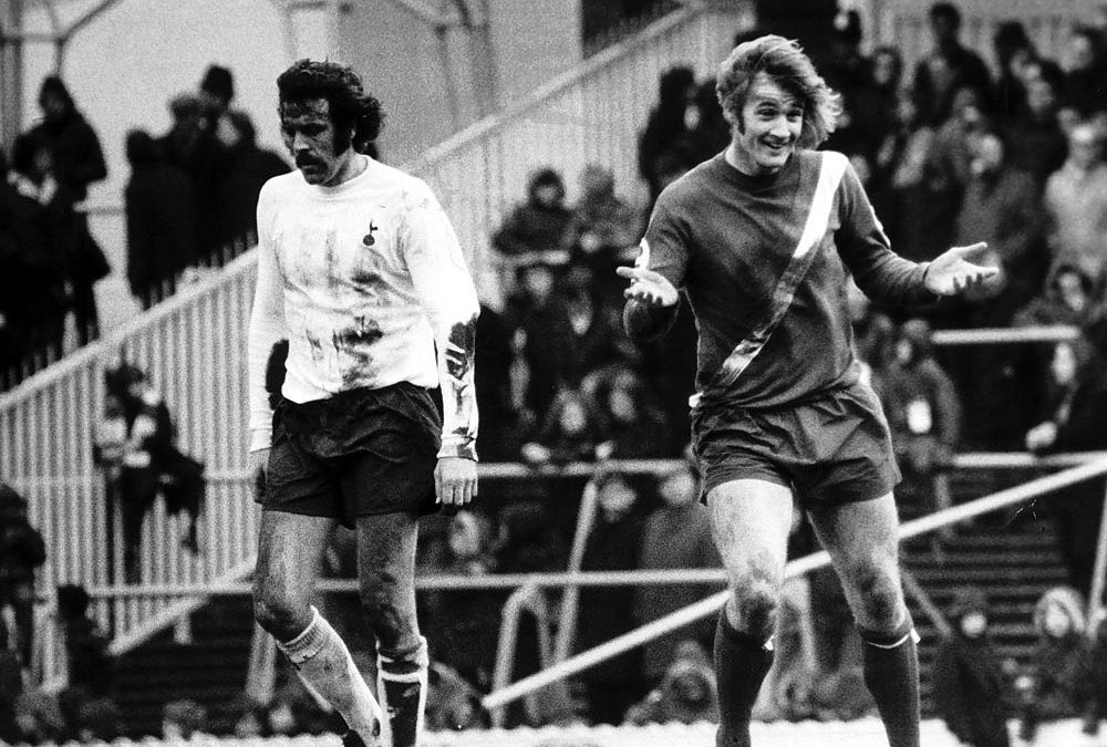 Bits & Pieces – Rodney Marsh scores opener at White Hart Lane…