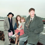 Carolyn Knight, Leanne Campbell and Glenn Cunningham in Twopence to Cross the Mersey, October 1994