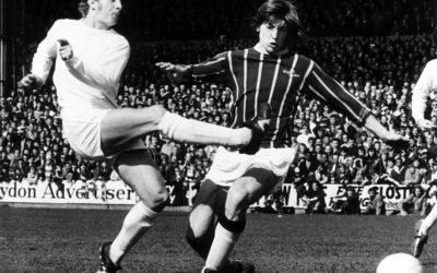 Denis Law attacks Crystal Palace at Old Trafford