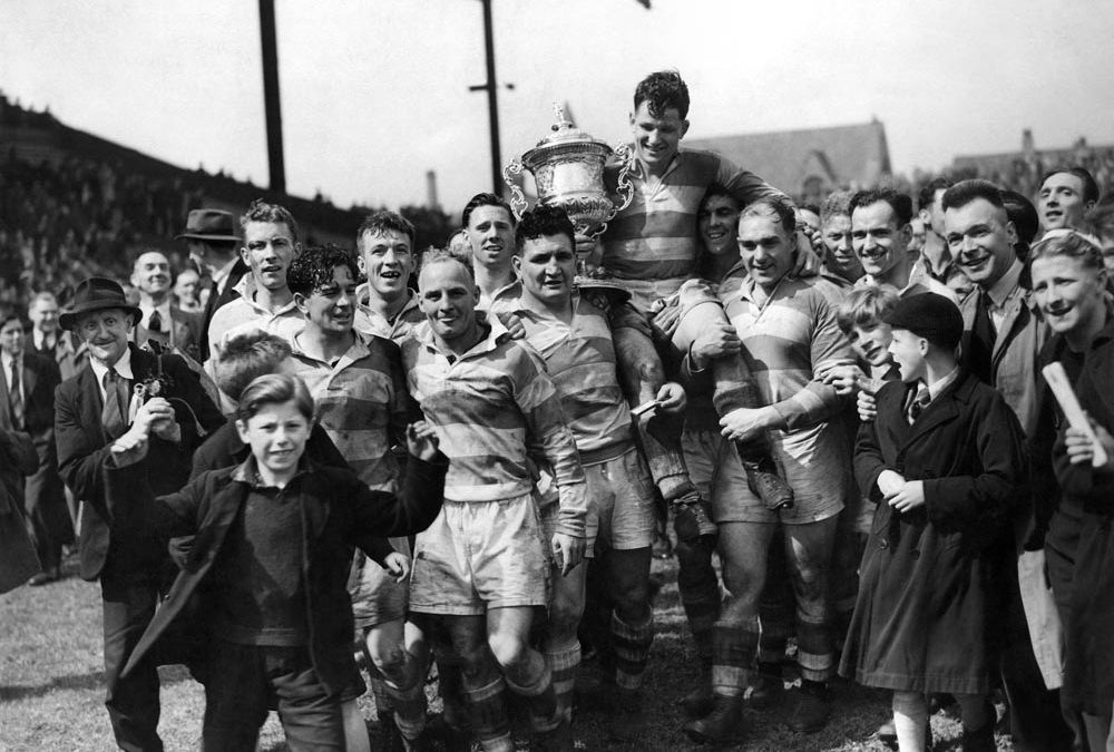 Wigan's Cups