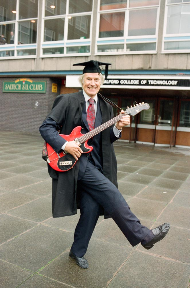 Beatles' producer launches first ever degree in pop music