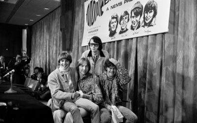 The Monkees launch UK and US tour