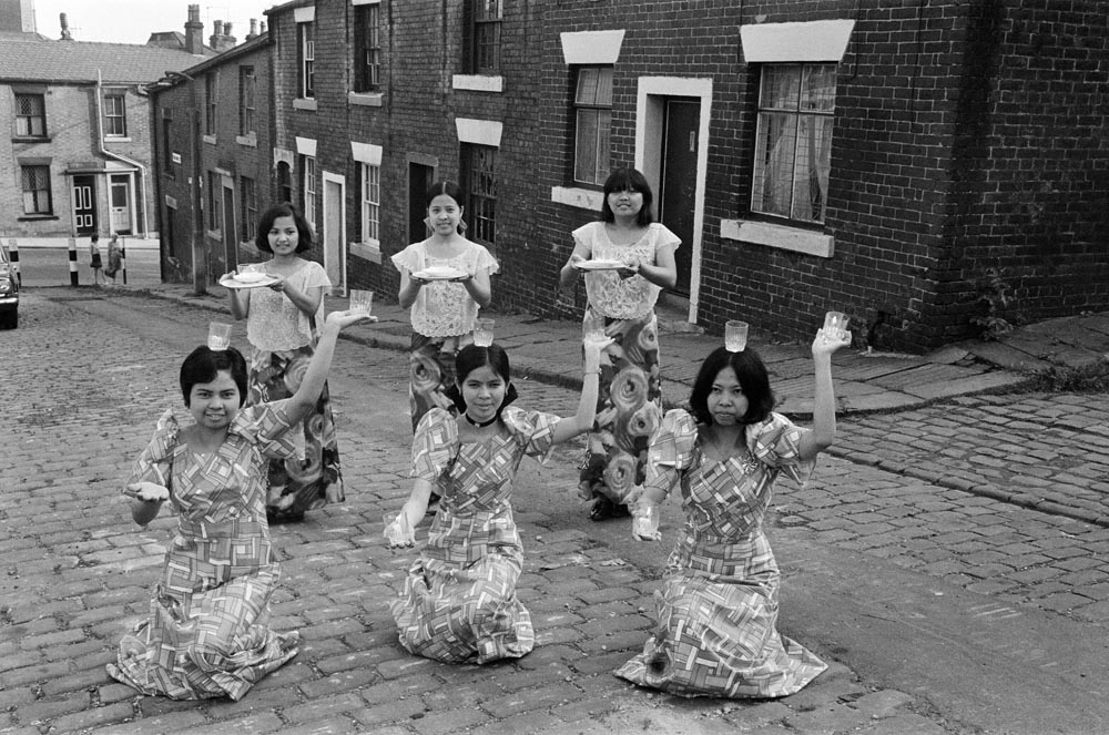 Women from the Philippines in Rochdale, 1972