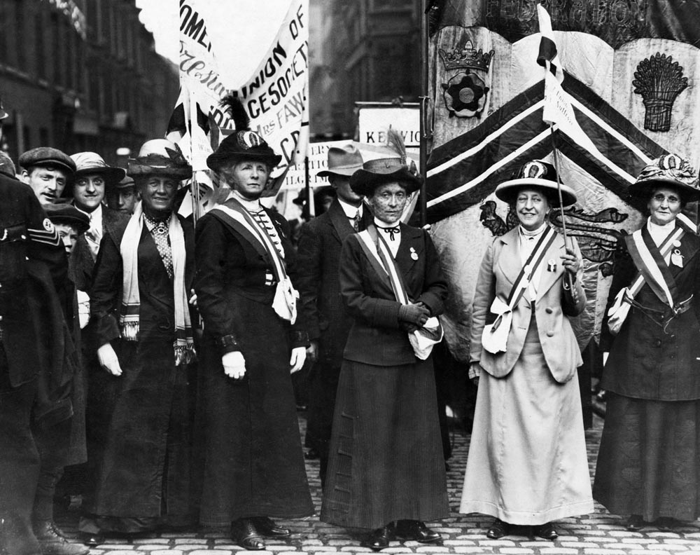 Suffragettte Movement