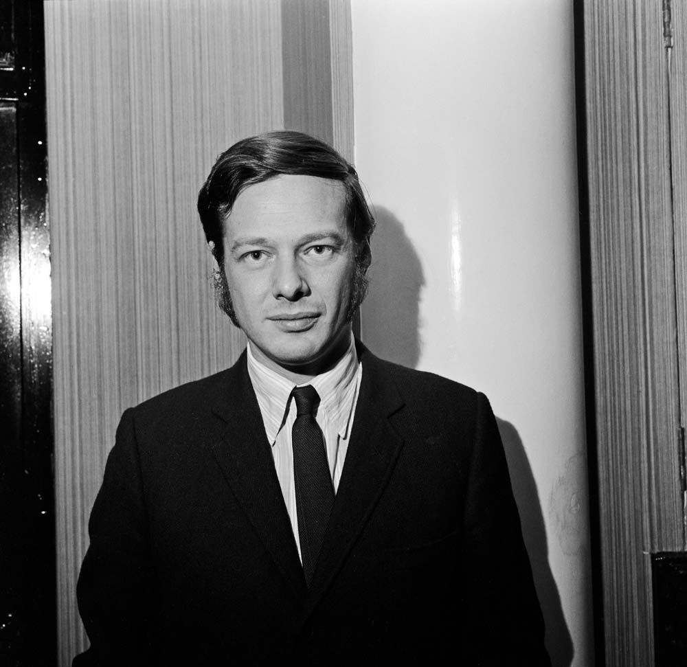 A haunted Brian Epstein photographed in his final year, February 1967