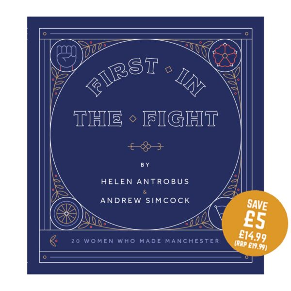 First In The Fight Book Cover