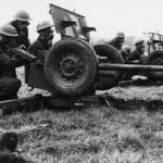 anti-tank gun crews