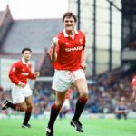Everton v Manchester United 1992