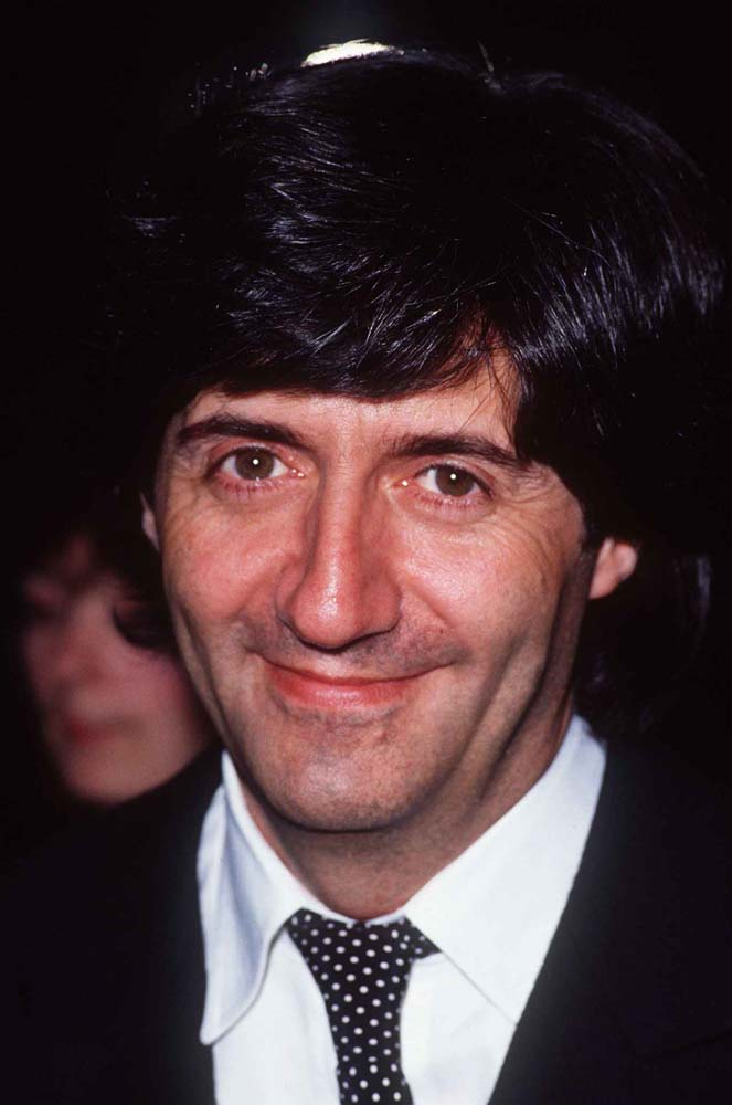 Tom Conti played restaurant owner Costas in the film Shirley Valentine, August 1983