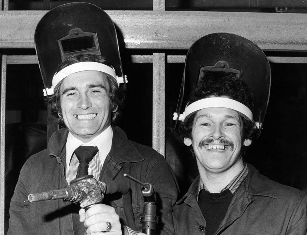 Cannon and Ball return to Oldham