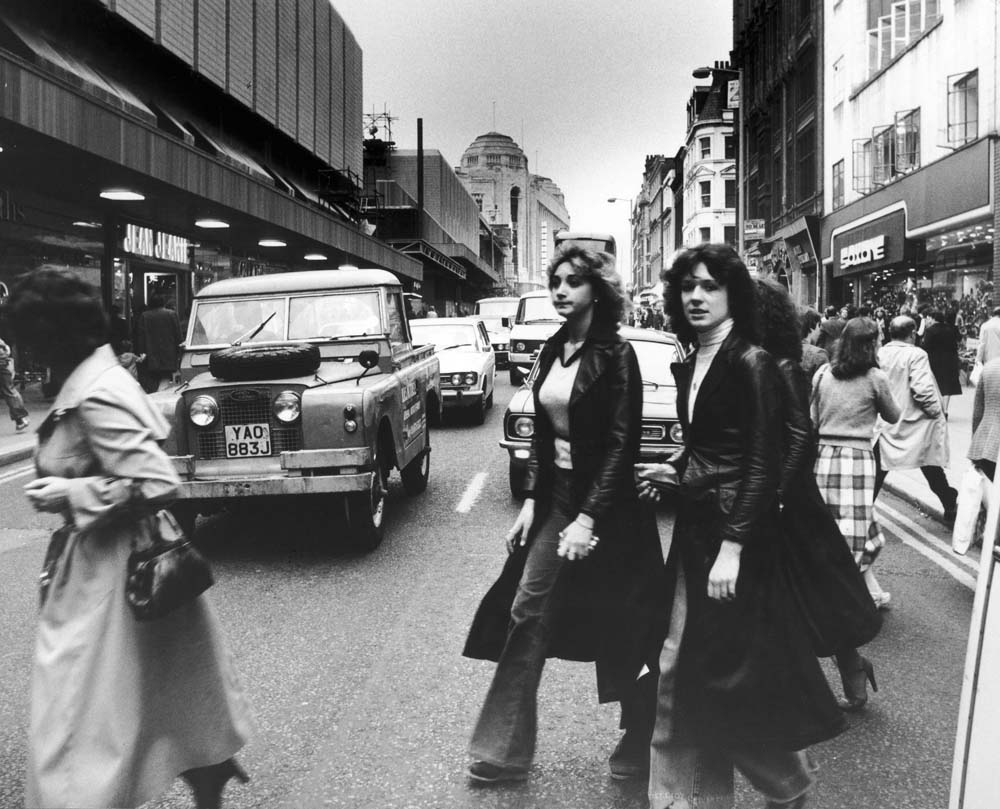 Shoppers in the 1970s remember Saxone shoe shop