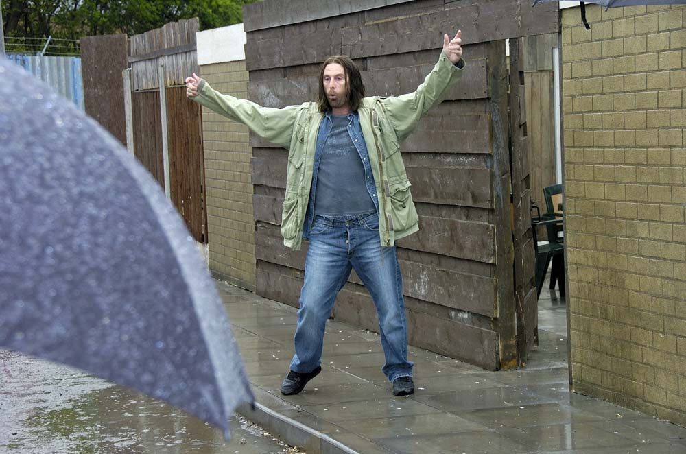 David Threlfall as Frank Gallagher, April 2007