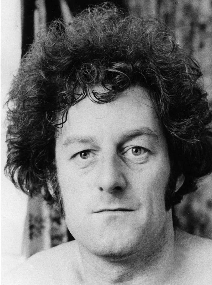 Portrait of Blackley actor Bernard Hill, August 1974